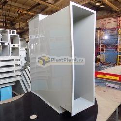 Пластиковые вентиляционные каналы