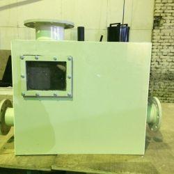 Пластиковая емкость из полипропилена на заказ, оборудованная смотровым окном