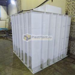 Пластиковые кессоны для погреба