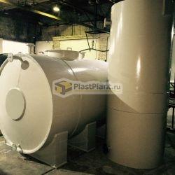 Пластиковые емкости для воды на заказ различных форм и размеров
