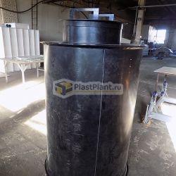 Пластиковая емкость под питьевую воду