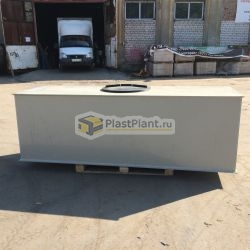 Пластиковая емкость для хранения жидкости