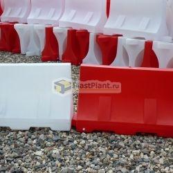 Пластиковые водоналивные барьеры
