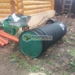 Пластиковые колодцы Alta Plast Tuba