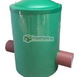 Колодцы из пластика (полиэтилен / полипропилен)