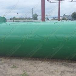 Пластиковая канализационная емкость из полипропилена