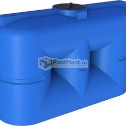 Прямоугольная пластиковая емкость для пищевых продуктов