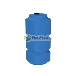 Пластиковая емкость для хранения жидкостей