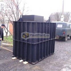 Пластиковые погреба
