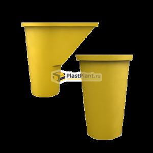Пластиковые мусоросбросы