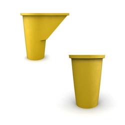Пластиковые строительные рукава (мусоросбросы)