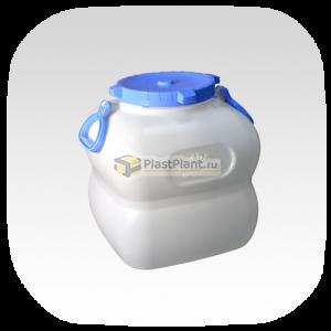 Пластиковый бидон 40 литров