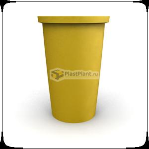 Рукав для мусора прямой