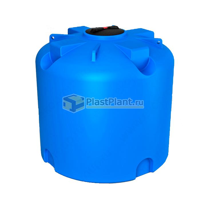 Пластиковая емкость TR 8000 литров