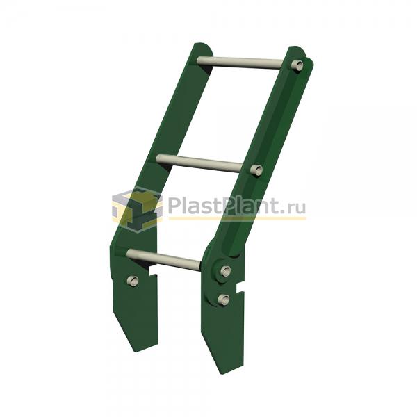 Раскладная лестница для кессонов типа C, C+ - купить в ПластПлэнт