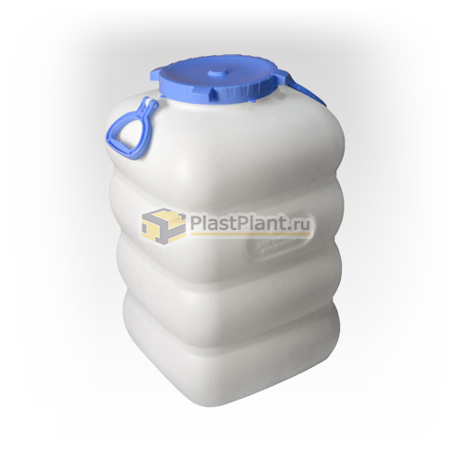 Пластиковый бидон 80 литров (фляга) купить в компании ПластПлэнт