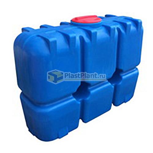 Бак 2000 литров прямоугольной формы серии Q - купить в ПластПлэнт
