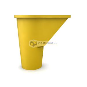 Строительный приемный рукав для мусора - купить в компании ПластПлэнт