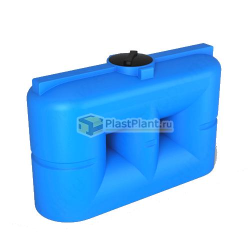 Бак 2000 литров прямоугольной формы серии S - купить в ПластПлэнт