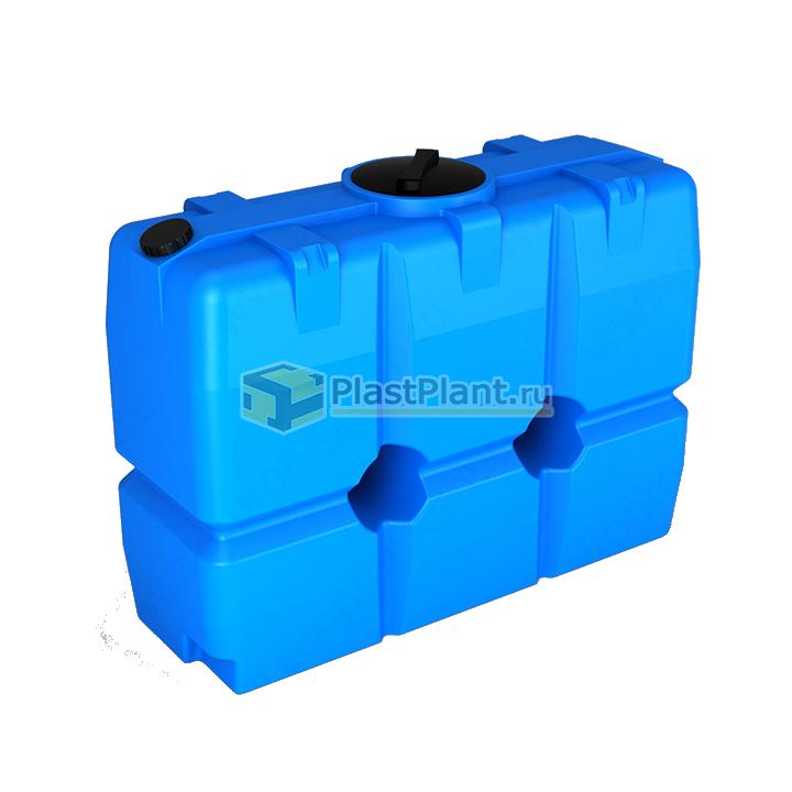 Бак 2000 литров прямоугольной формы серии SK - купить в ПластПлэнт