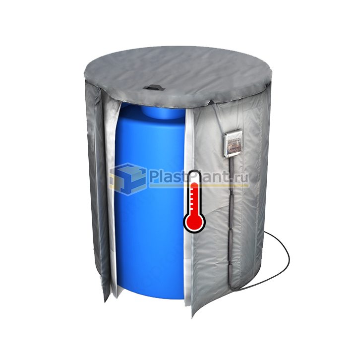 Бак 5000 литров утепленная серии T - купить в компании ПластПлэнт
