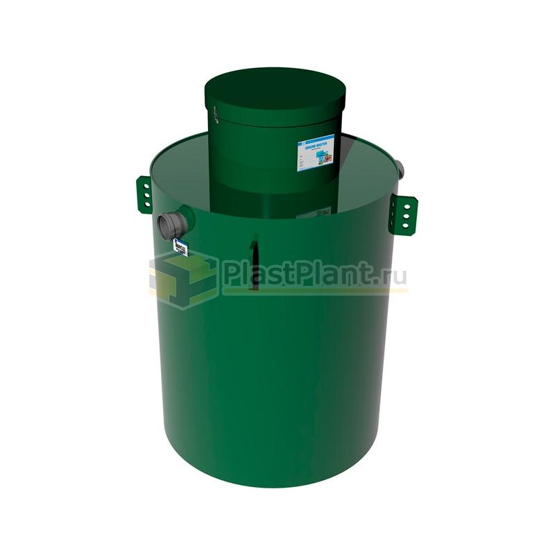 Пластиковая подземная емкость Tank 2 на 2 куба