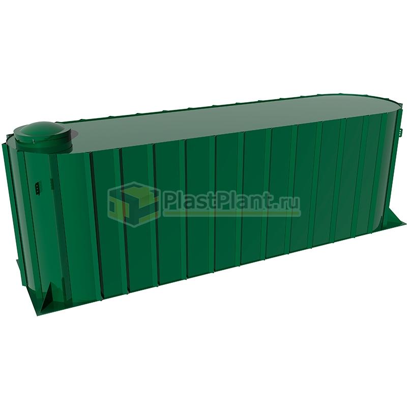 Пластиковая подземная емкость Tank 50 на 50 кубов