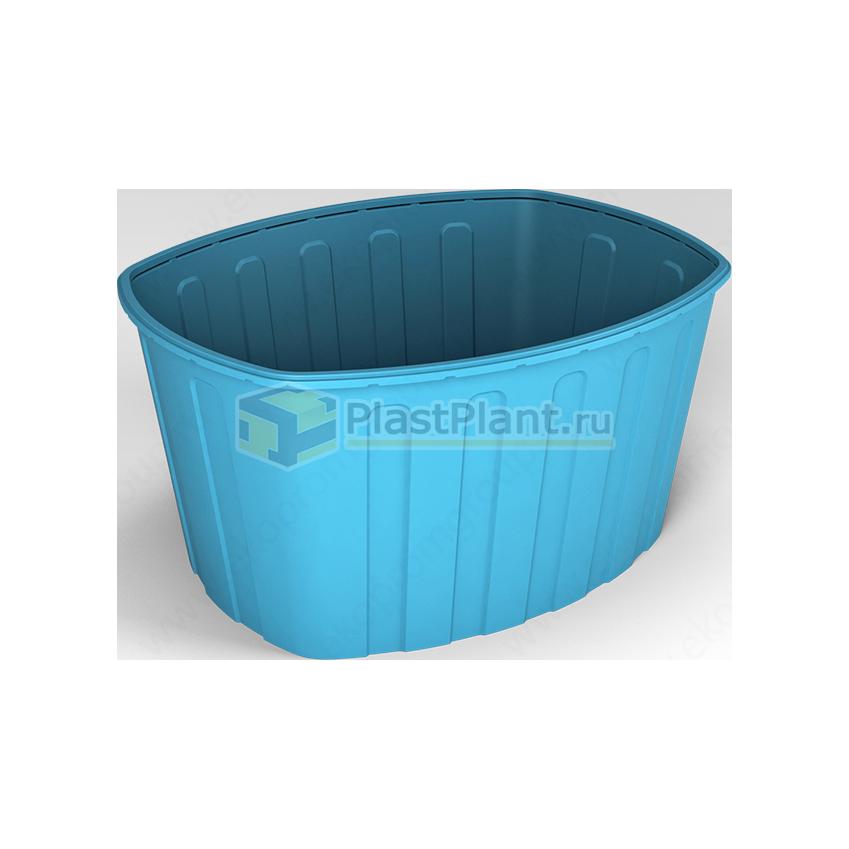 Пластиковая ванна 1000 литров купить в компании ПластПлэнт