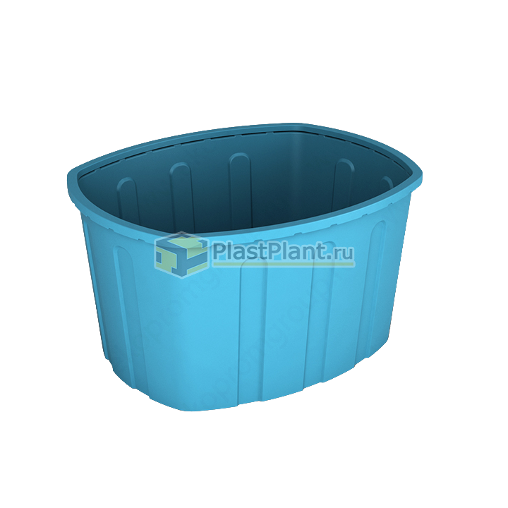Пластиковая ванна 400 литров купить в компании ПластПлэнт