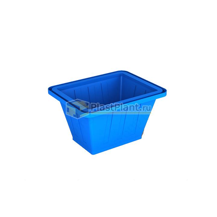 Пластиковая ванна 200 литров серии K купить в компании ПластПлэнт