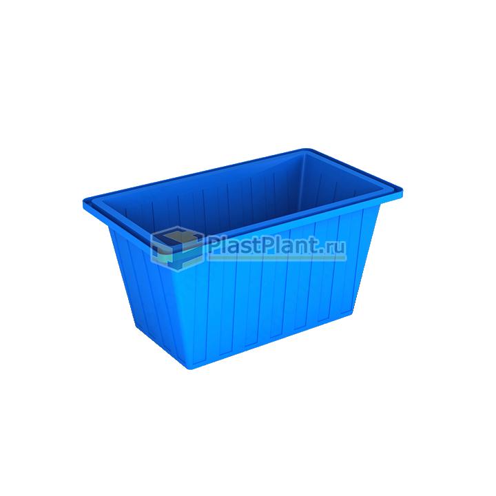 Пластиковая ванна 400 литров серии K купить в компании ПластПлэнт