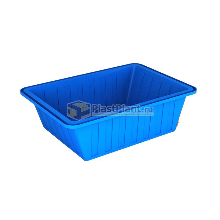 Пластиковая ванна 600 литров серии K купить в компании ПластПлэнт
