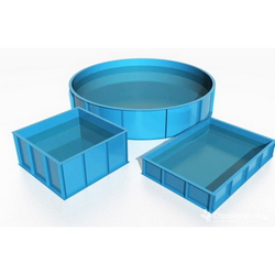 Купели и бассейны из пластика