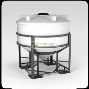 ФМ 3000 литров в обрешетке