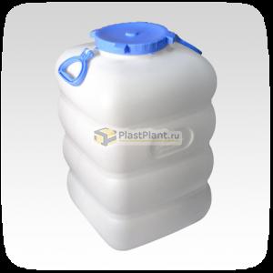 Пластиковый бидон 100 литров