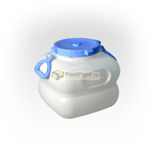 Пластиковый бидон 30 литров