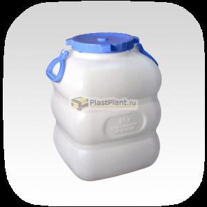 Пластиковый бидон 60 литров