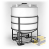 ФМ 5000 литров в обрешетке