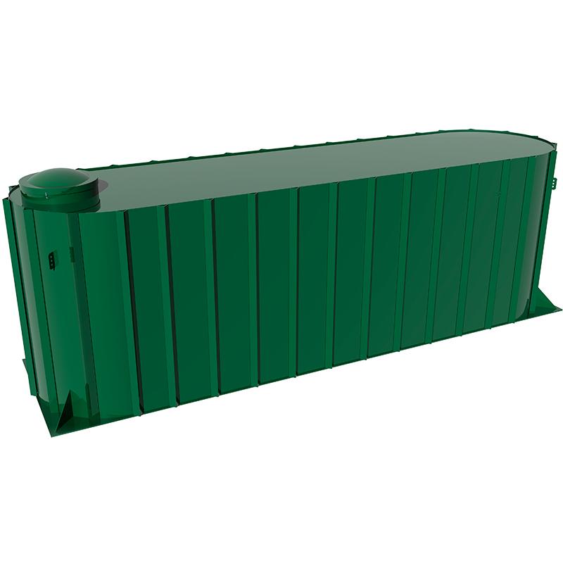 Пластиковая подземная емкость Tank 28 на 28 кубов